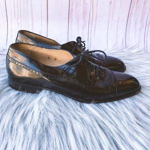 Bally Women's Oxford Shoes Size 8